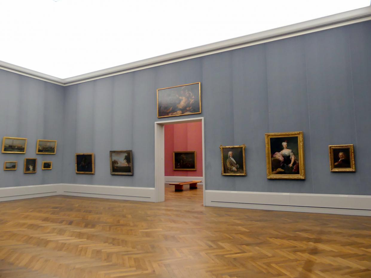 """Berlin, Staatliche Museen, Gemäldegalerie (""""Berliner Wunder""""), Saal XII"""