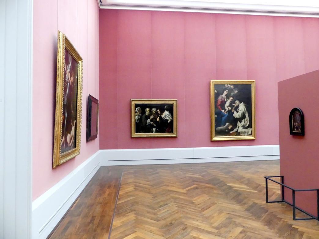 "Berlin, Gemäldegalerie (""Berliner Wunder""), Saal XIV, Bild 2/2"