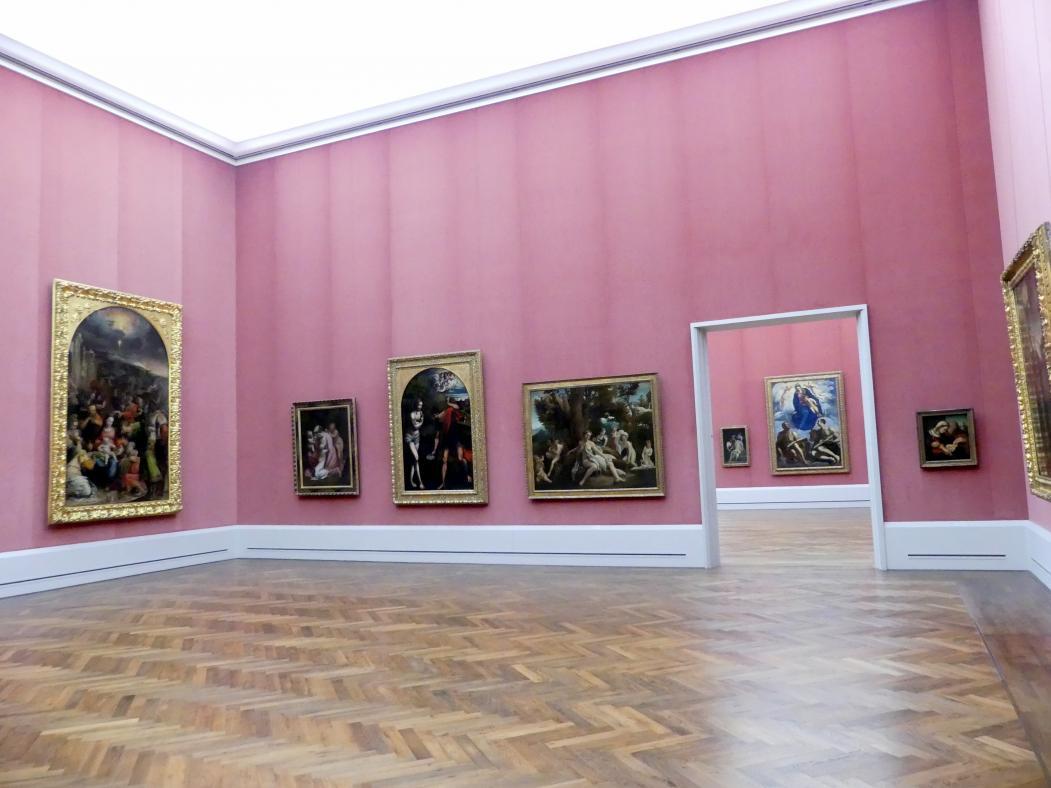 "Berlin, Gemäldegalerie (""Berliner Wunder""), Saal XV, Bild 2/2"