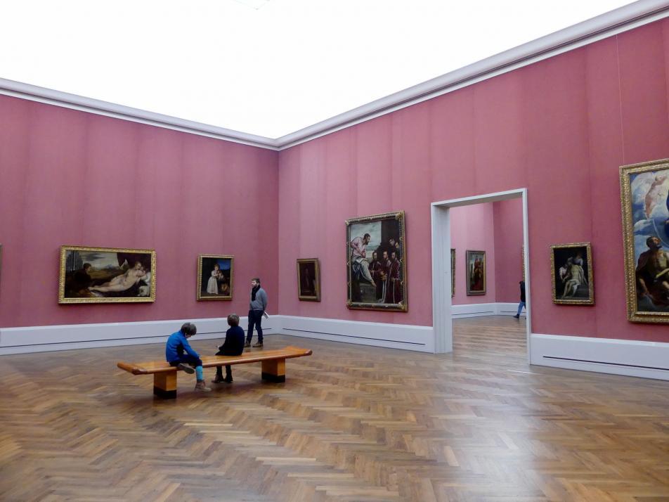 """Berlin, Gemäldegalerie (""""Berliner Wunder""""), Saal XVI"""