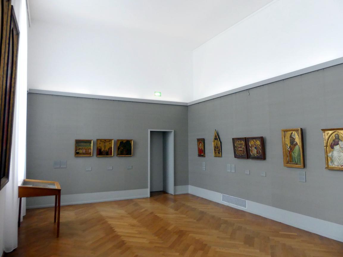 München, Alte Pinakothek, Obergeschoss Kabinett 1-3