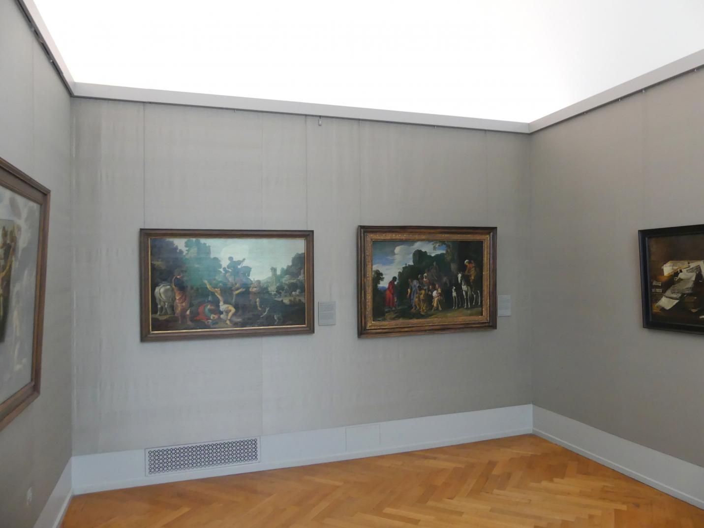 München, Alte Pinakothek, Obergeschoss Kabinett 14-16