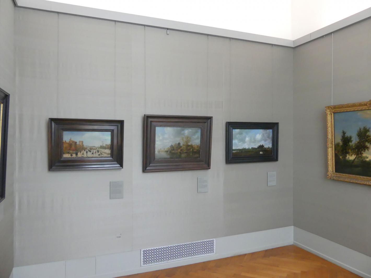 München, Alte Pinakothek, Obergeschoss Kabinett 17