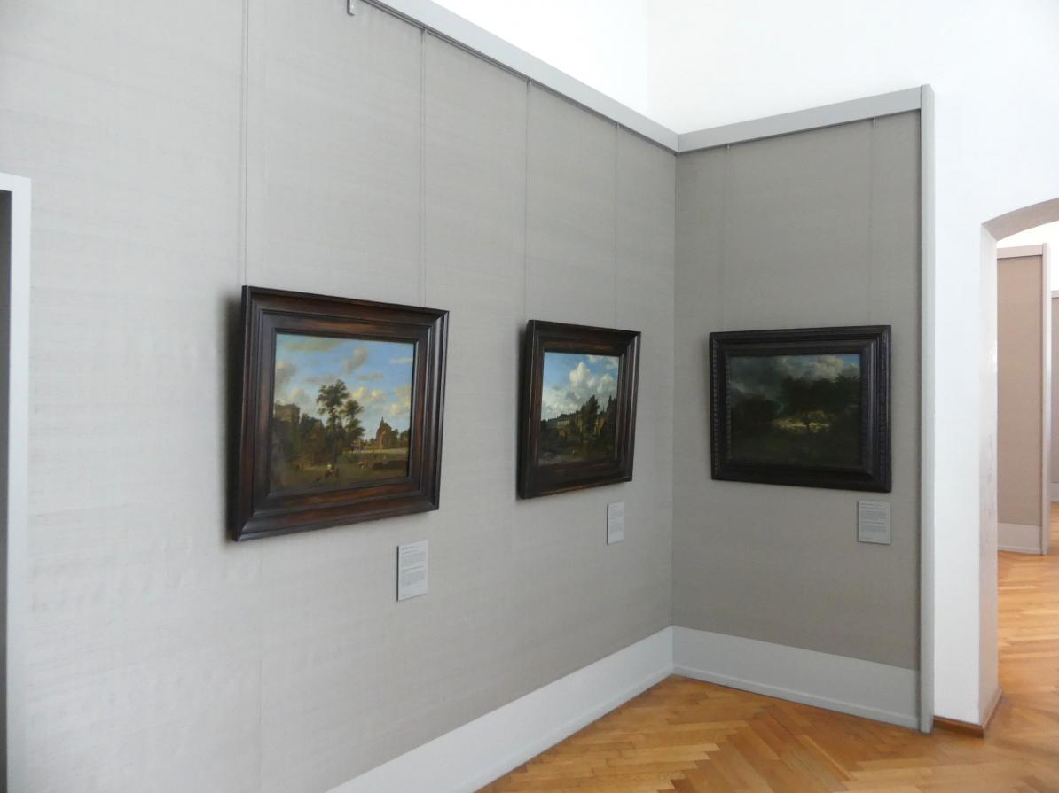München, Alte Pinakothek, Obergeschoss Kabinett 18