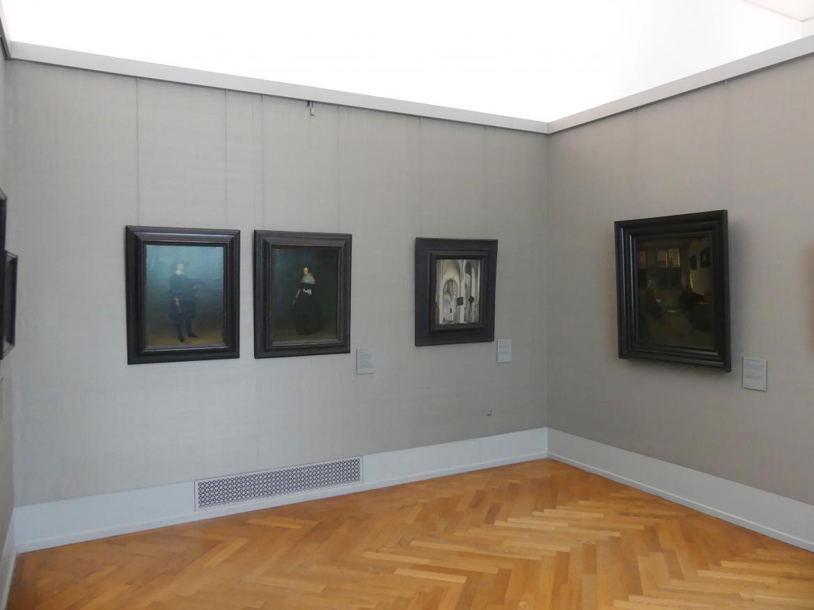 München, Alte Pinakothek, Obergeschoss Kabinett 19,20, Bild 1/2