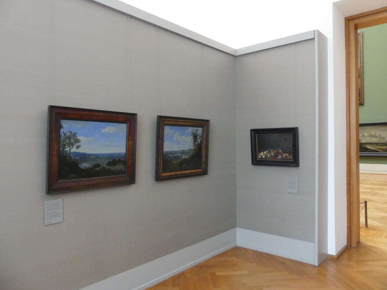 München, Alte Pinakothek, Obergeschoss Kabinett 19,20, Bild 2/2