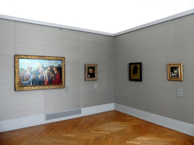 München, Alte Pinakothek, Obergeschoss Kabinett 4-7, Bild 2/4