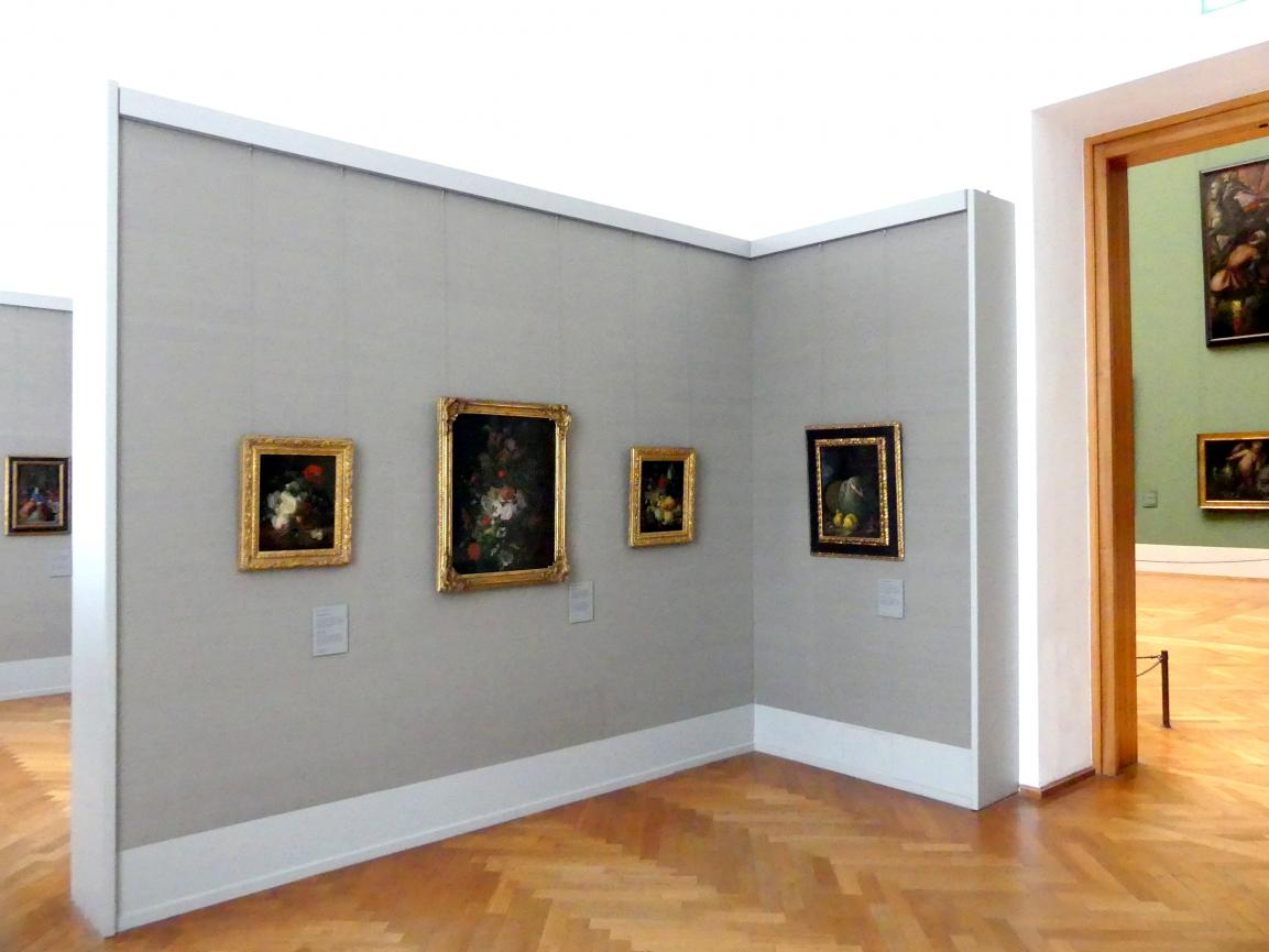 München, Alte Pinakothek, Obergeschoss Kabinett 4-7