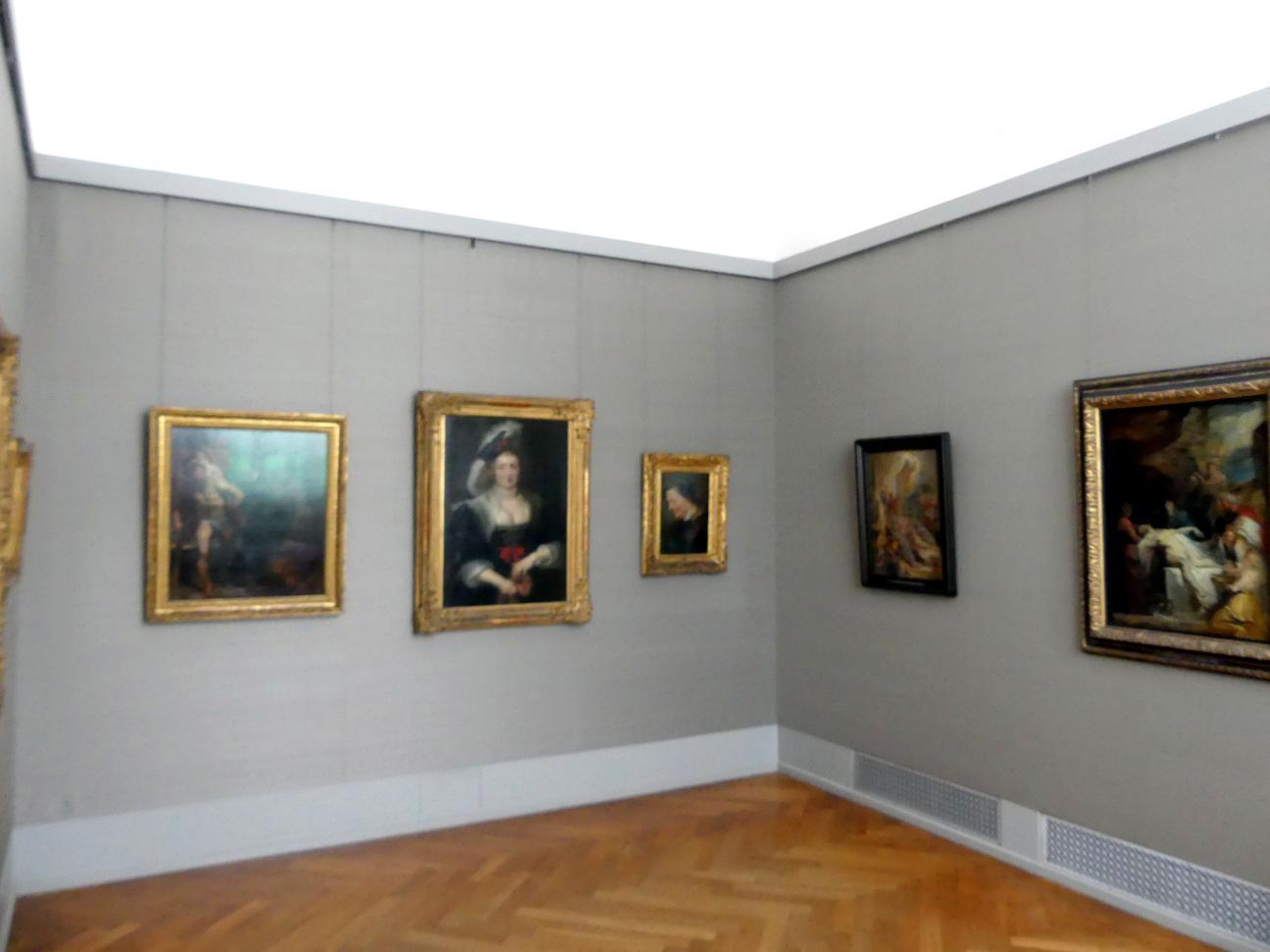 München, Alte Pinakothek, Obergeschoss Kabinett 8,9