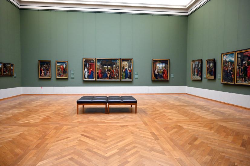 München, Alte Pinakothek, Obergeschoss Saal I