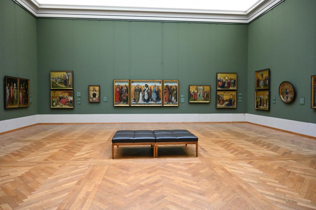 München, Alte Pinakothek, Obergeschoss Saal III