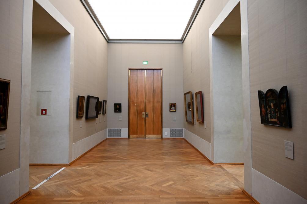 München, Alte Pinakothek, Obergeschoss Saal IIa