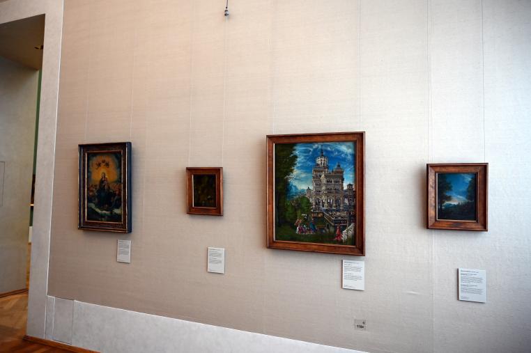 München, Alte Pinakothek, Obergeschoss Saal IIb, Bild 2/2