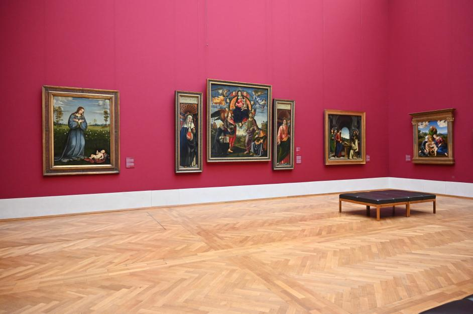 München, Alte Pinakothek, Obergeschoss Saal IV, Bild 1/2