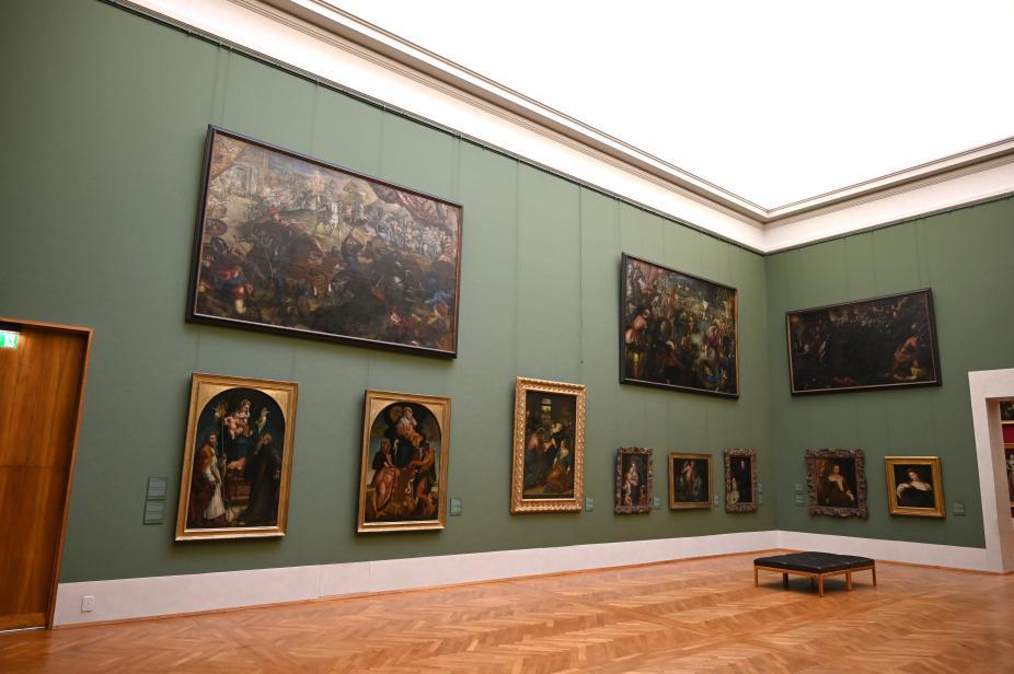 München, Alte Pinakothek, Obergeschoss Saal V