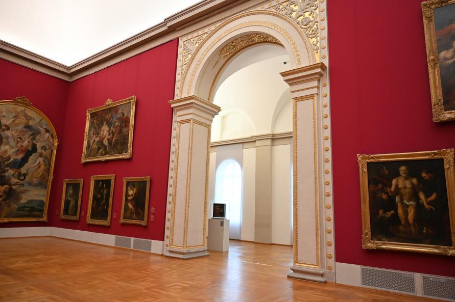München, Alte Pinakothek, Obergeschoss Saal VII