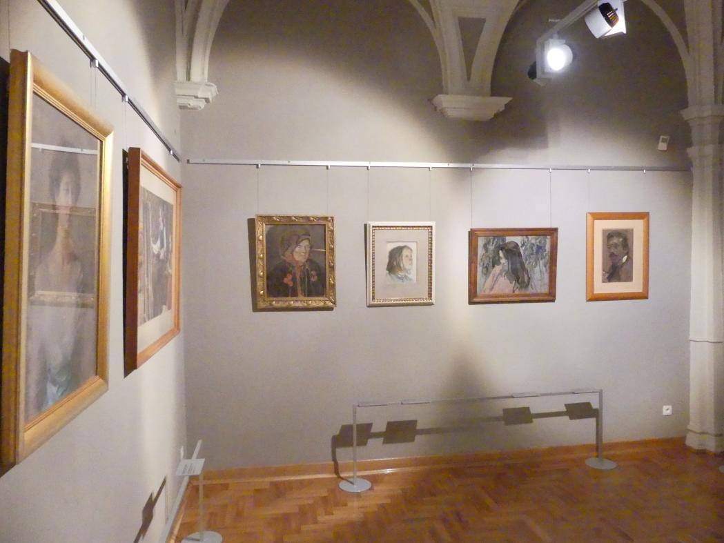 Breslau, Nationalmuseum, 1. OG, schlesische Kunst 17.-19. Jhd., Saal 10, Bild 1/2