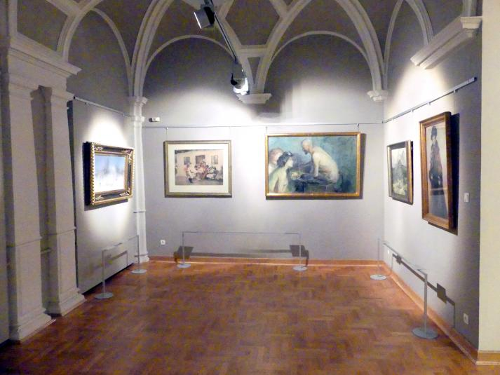 Breslau, Nationalmuseum, 1. OG, schlesische Kunst 17.-19. Jhd., Saal 10, Bild 2/2