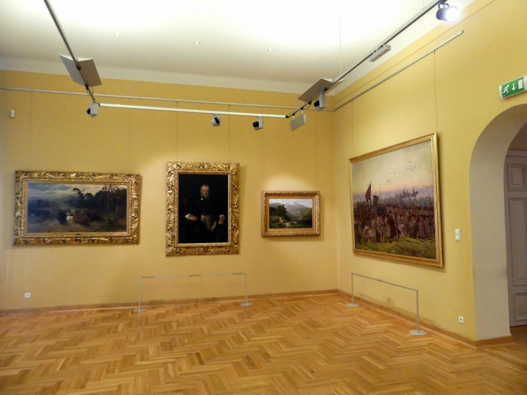 Breslau, Nationalmuseum, 1. OG, schlesische Kunst 17.-19. Jhd., Saal 3, Bild 1/3