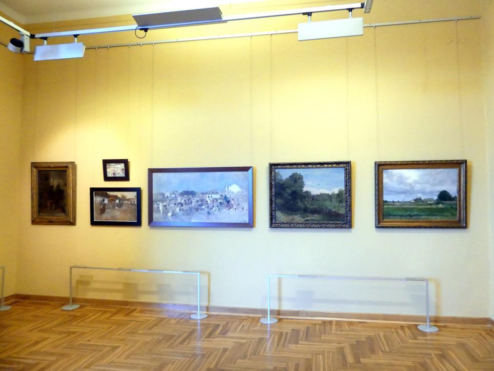 Breslau, Nationalmuseum, 1. OG, schlesische Kunst 17.-19. Jhd., Saal 4