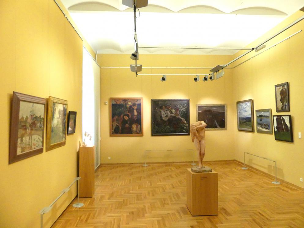Breslau, Nationalmuseum, 1. OG, schlesische Kunst 17.-19. Jhd., Saal 6