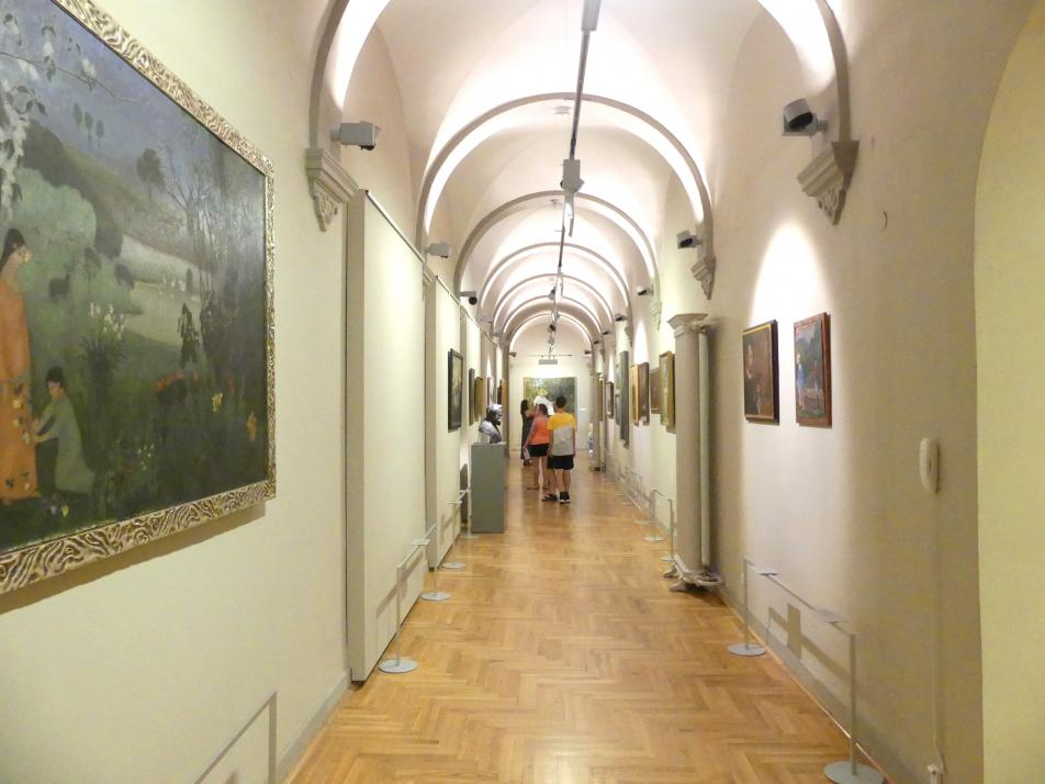 Breslau, Nationalmuseum, 1. OG, schlesische Kunst 17.-19. Jhd., Saal 7