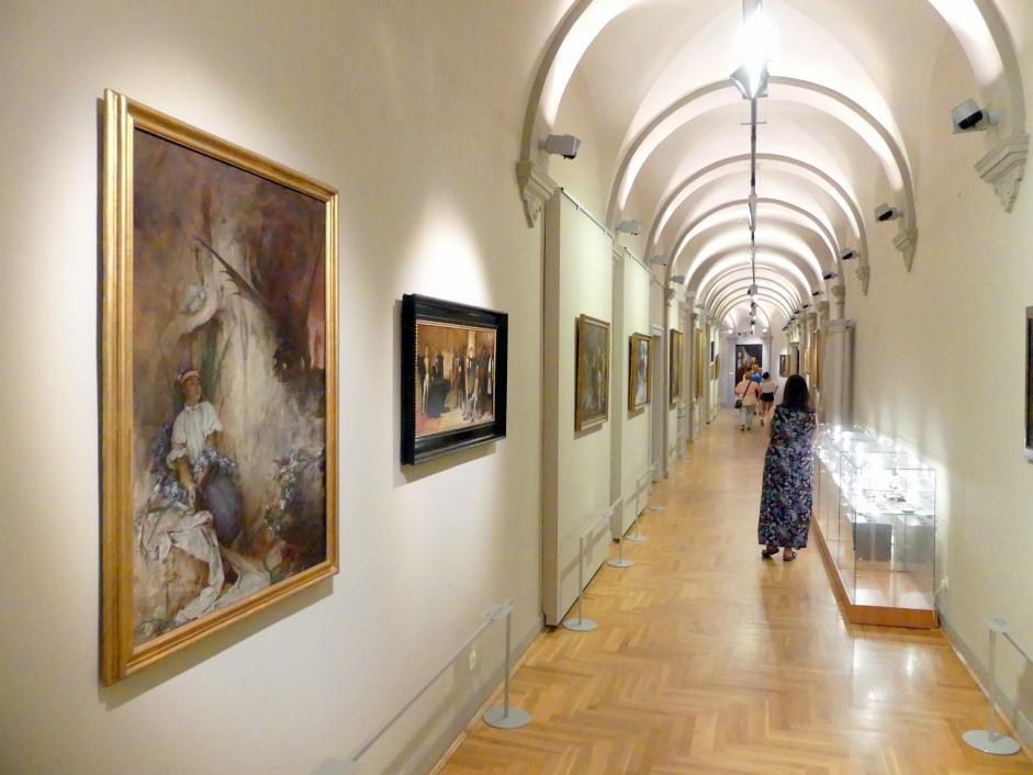 Breslau, Nationalmuseum, 1. OG, schlesische Kunst 17.-19. Jhd., Saal 8