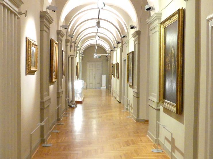 Breslau, Nationalmuseum, 1. OG, schlesische Kunst 17.-19. Jhd., Saal 9