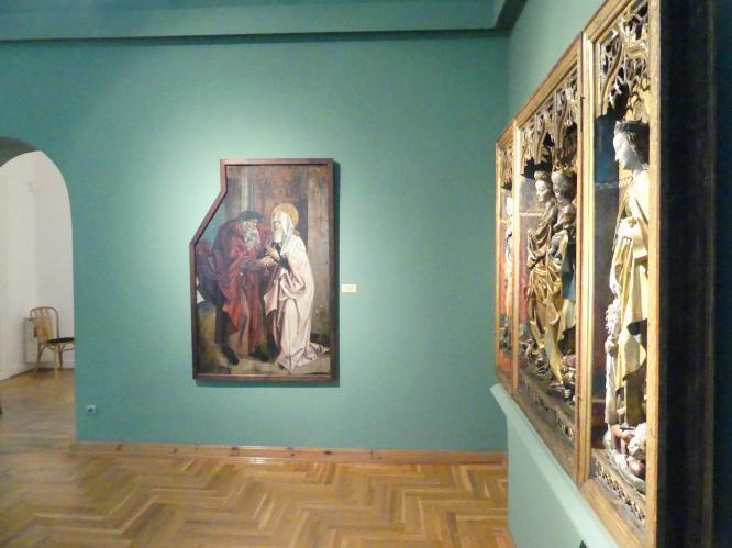 Breslau, Nationalmuseum, 1. OG, schlesische Kunst 14.-16. Jhd., Saal 7, Bild 1/4