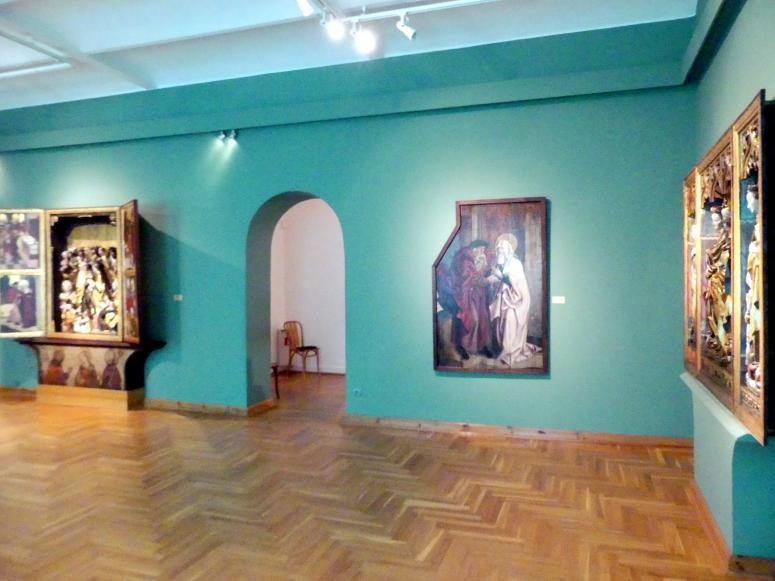 Breslau, Nationalmuseum, 1. OG, schlesische Kunst 14.-16. Jhd., Saal 7, Bild 4/4