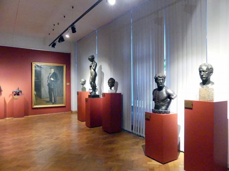 Breslau, Nationalmuseum, 1. OG, schlesische Kunst 16.-19. Jhd., Saal 11, Bild 2/3