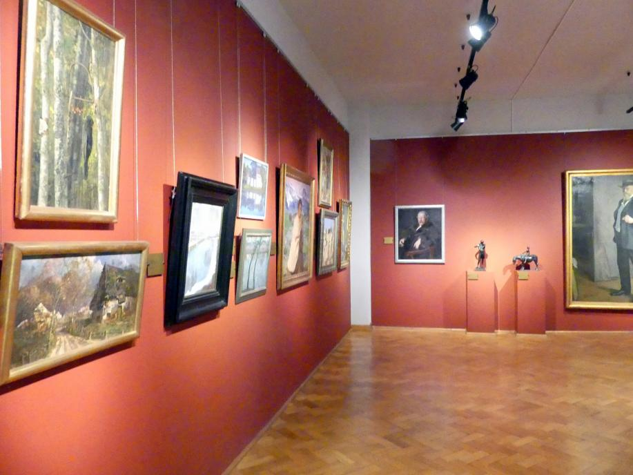 Breslau, Nationalmuseum, 1. OG, schlesische Kunst 16.-19. Jhd., Saal 11, Bild 3/3