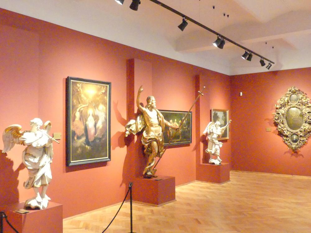 Breslau, Nationalmuseum, 1. OG, schlesische Kunst 16.-19. Jhd., Saal 5