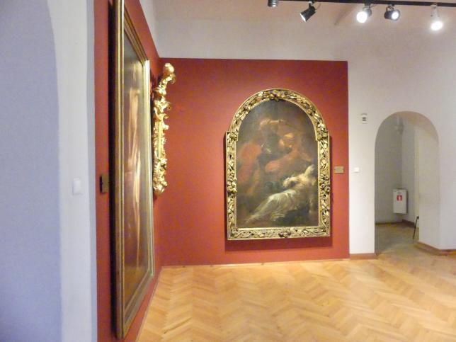 Breslau, Nationalmuseum, 1. OG, schlesische Kunst 16.-19. Jhd., Saal 8, Bild 1/4