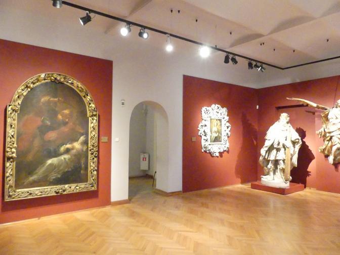 Breslau, Nationalmuseum, 1. OG, schlesische Kunst 16.-19. Jhd., Saal 8, Bild 2/4