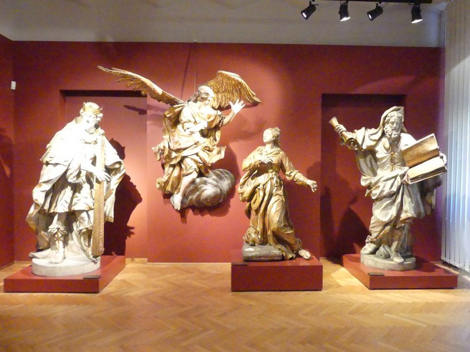 Breslau, Nationalmuseum, 1. OG, schlesische Kunst 16.-19. Jhd., Saal 8, Bild 4/4