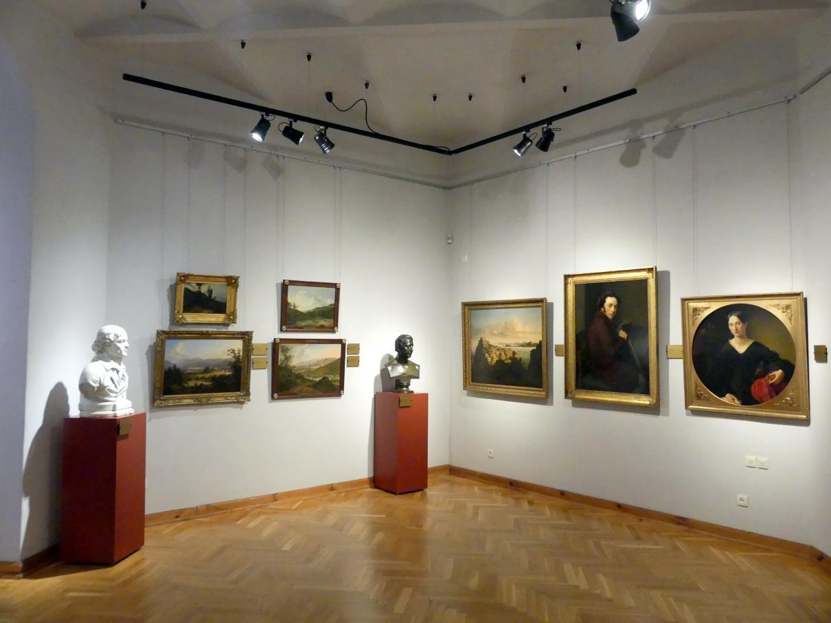 Breslau, Nationalmuseum, 1. OG, schlesische Kunst 16.-19. Jhd., Saal 9