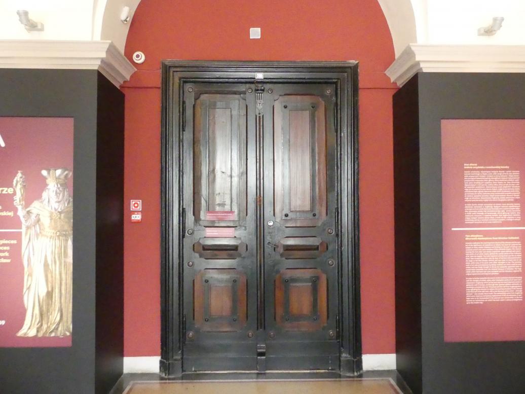 Breslau, Nationalmuseum, 1. OG, Sonderausstellung Zwei Altäre, Bild 2/6