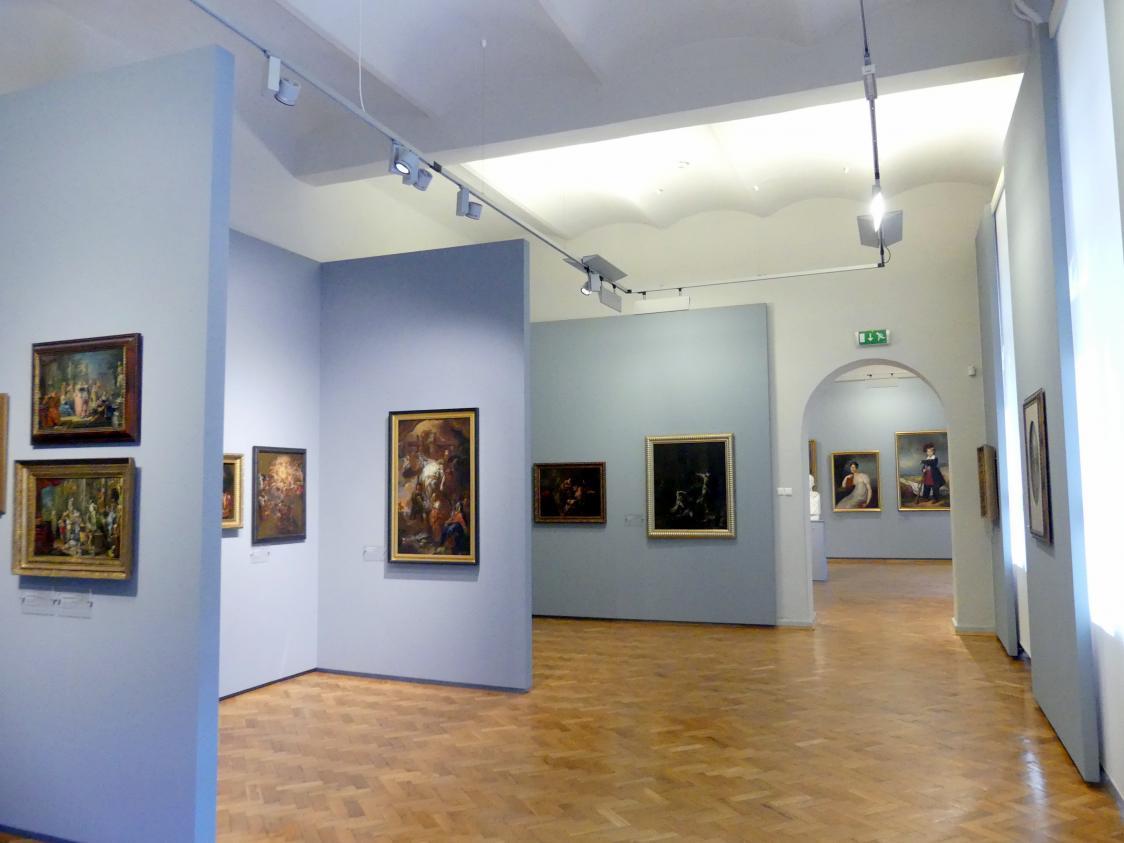 Breslau, Nationalmuseum, 2. OG, europäische Kunst 15.-20. Jhd., Saal 10