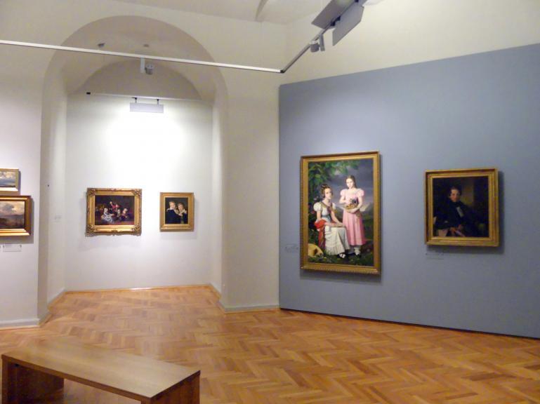 Breslau, Nationalmuseum, 2. OG, europäische Kunst 15.-20. Jhd., Saal 14, Bild 2/2