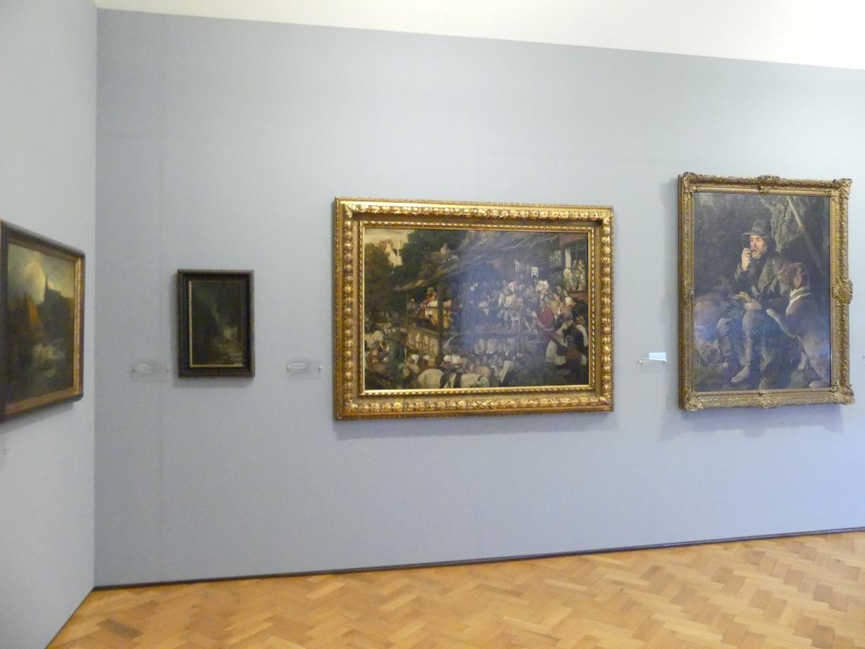 Breslau, Nationalmuseum, 2. OG, europäische Kunst 15.-20. Jhd., Saal 16, Bild 1/2