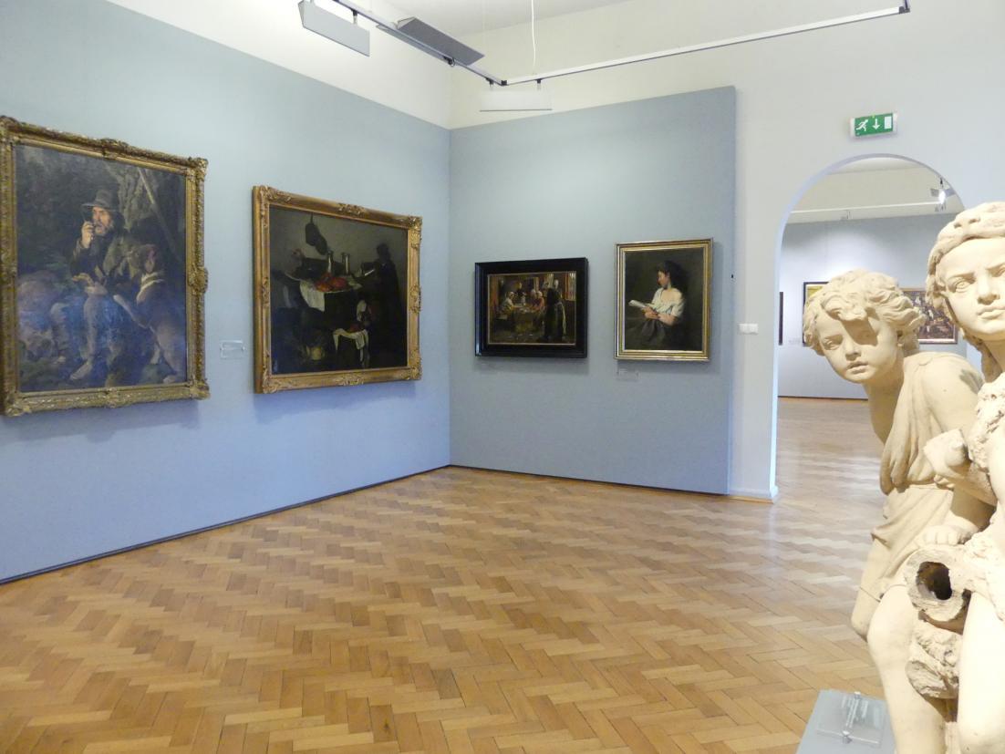 Breslau, Nationalmuseum, 2. OG, europäische Kunst 15.-20. Jhd., Saal 16, Bild 2/2