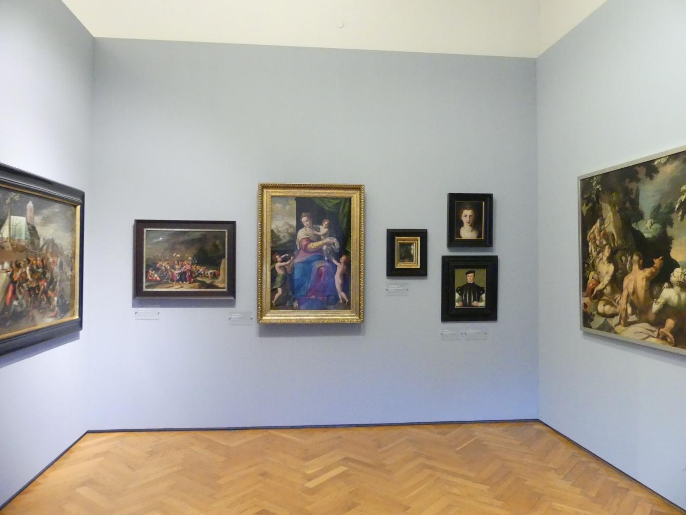 Breslau, Nationalmuseum, 2. OG, europäische Kunst 15.-20. Jhd., Saal 4