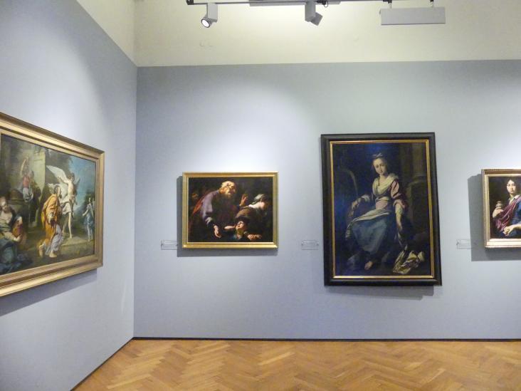 Breslau, Nationalmuseum, 2. OG, europäische Kunst 15.-20. Jhd., Saal 5, Bild 1/2
