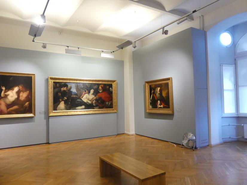 Breslau, Nationalmuseum, 2. OG, europäische Kunst 15.-20. Jhd., Saal 5, Bild 2/2