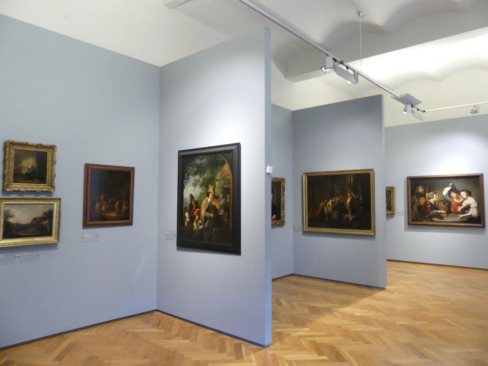 Breslau, Nationalmuseum, 2. OG, europäische Kunst 15.-20. Jhd., Saal 7