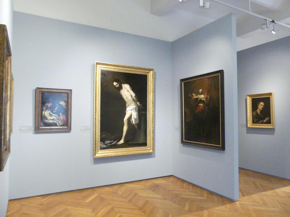 Breslau, Nationalmuseum, 2. OG, europäische Kunst 15.-20. Jhd., Saal 9, Bild 1/2