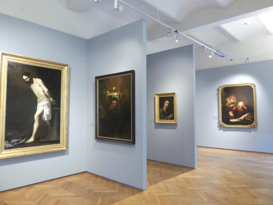 Breslau, Nationalmuseum, 2. OG, europäische Kunst 15.-20. Jhd., Saal 9, Bild 2/2