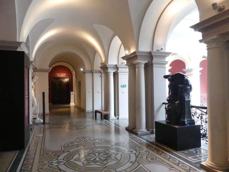 Breslau, Nationalmuseum, 2. OG, Umgang, Bild 1/3