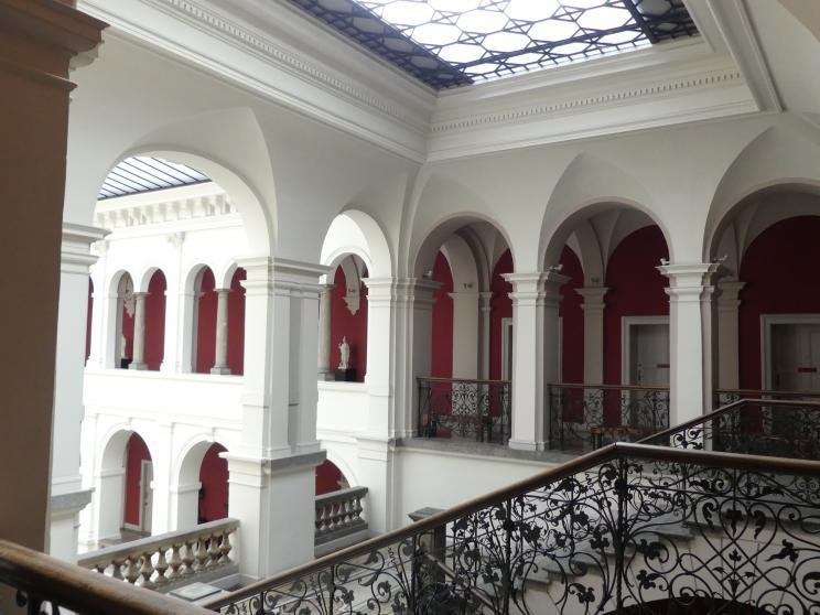 Breslau, Nationalmuseum, 2. OG, Umgang, Bild 3/3